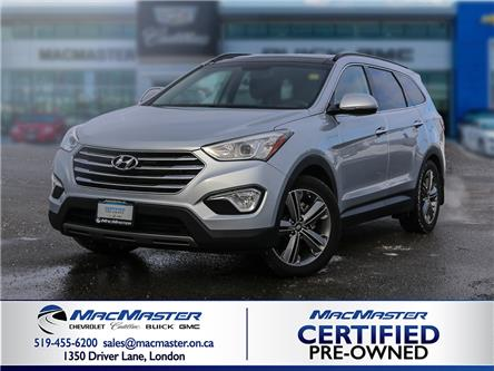 2014 Hyundai Santa Fe XL Limited (Stk: 215027A) in London - Image 1 of 7