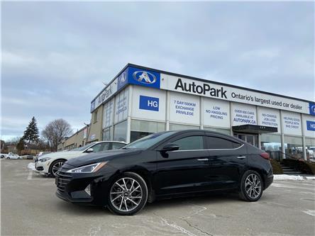 2020 Hyundai Elantra Luxury (Stk: 20-85753) in Brampton - Image 1 of 20