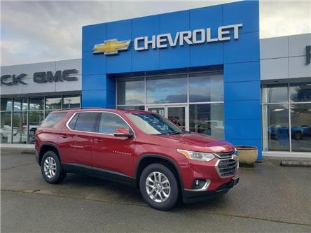 2021 Chevrolet Traverse LT Cloth (Stk: 21T93) in Port Alberni - Image 1 of 28