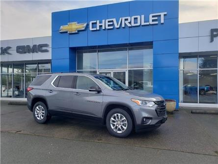 2021 Chevrolet Traverse LT Cloth (Stk: 21T94) in Port Alberni - Image 1 of 27