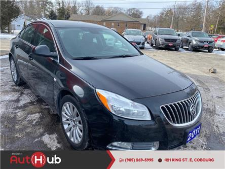 2011 Buick Regal CXL Turbo (Stk: ) in Cobourg - Image 1 of 19