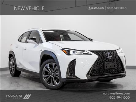 2021 Lexus UX 250h Base (Stk: 38798) in Brampton - Image 1 of 24