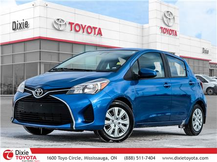 2017 Toyota Yaris  (Stk: D210480A) in Mississauga - Image 1 of 26