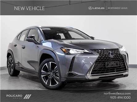 2021 Lexus UX 250h Base (Stk: 37168) in Brampton - Image 1 of 22