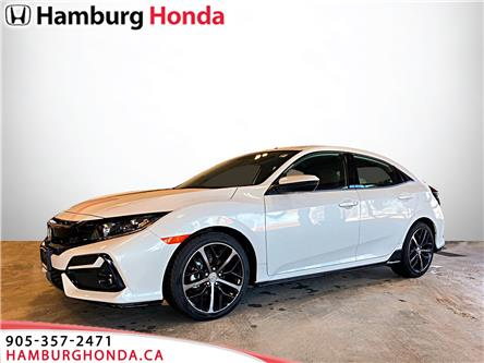 2020 Honda Civic Sport (Stk: N5709) in Niagara Falls - Image 1 of 13