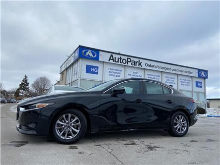 2019 Mazda Mazda3 GS (Stk: 19-13162) in Brampton - Image 1 of 19
