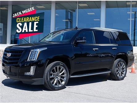 2020 Cadillac Escalade Premium Luxury (Stk: 20322) in Peterborough - Image 1 of 24