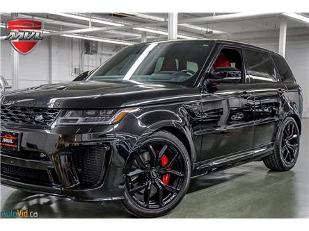 2019 Land Rover Range Rover Sport SVR (Stk: ) in Oakville - Image 1 of 35