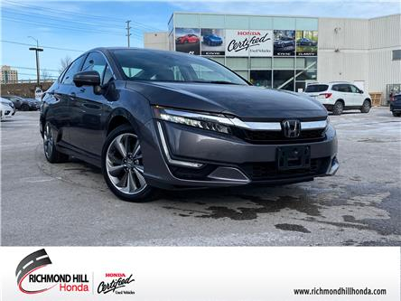 2018 Honda Clarity Plug-In Hybrid Base (Stk: 203274P) in Richmond Hill - Image 1 of 23