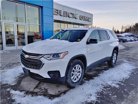 2021 Chevrolet Traverse LS (Stk: 21254) in Haliburton - Image 1 of 13