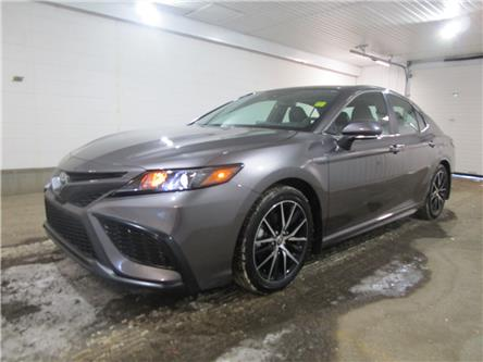 2021 Toyota Camry Hybrid SE (Stk: 211020) in Regina - Image 1 of 28