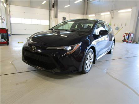2021 Toyota Corolla LE (Stk: 218003) in Moose Jaw - Image 1 of 27