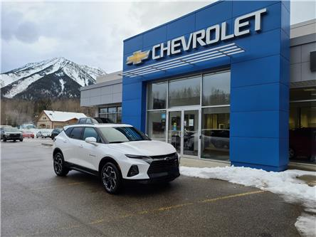 2021 Chevrolet Blazer RS (Stk: MS531071) in Fernie - Image 1 of 12