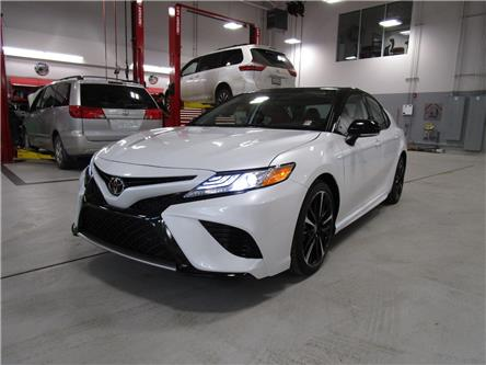2020 Toyota Camry XSE (Stk: 208085) in Moose Jaw - Image 1 of 28
