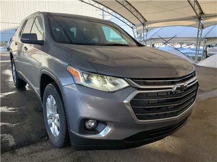 2021 Chevrolet Traverse LT Cloth (Stk: 189066) in AIRDRIE - Image 1 of 30