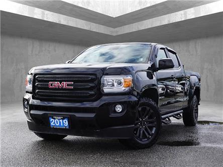 2019 GMC Canyon SLE (Stk: 9649A) in Penticton - Image 1 of 19