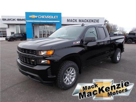 2021 Chevrolet Silverado 1500 Work Truck (Stk: 30553) in Renfrew - Image 1 of 10