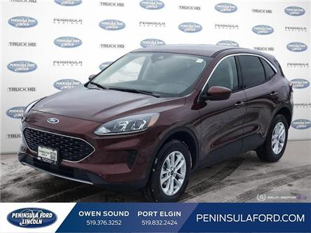 2021 Ford Escape SE (Stk: 21ES01) in Owen Sound - Image 1 of 25