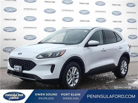 2021 Ford Escape SE (Stk: 21ES02) in Owen Sound - Image 1 of 25