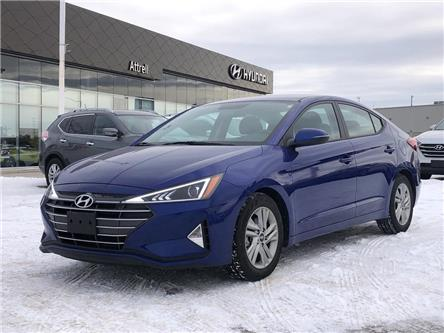 2020 Hyundai Elantra Preferred (Stk: 36780A) in Brampton - Image 1 of 20