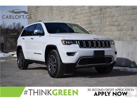 2019 Jeep Grand Cherokee Limited (Stk: B6876) in Kingston - Image 1 of 26