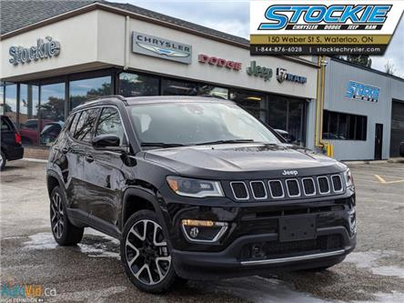 2021 Jeep Compass Limited (Stk: 35589) in Waterloo - Image 1 of 15