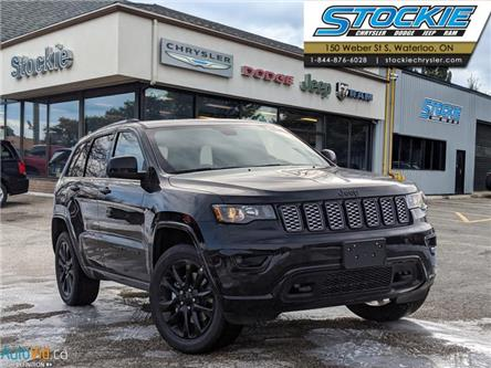 2021 Jeep Grand Cherokee Laredo (Stk: 35665) in Waterloo - Image 1 of 14