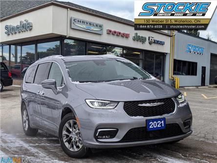 2021 Chrysler Pacifica Touring-L (Stk: 35736) in Waterloo - Image 1 of 17