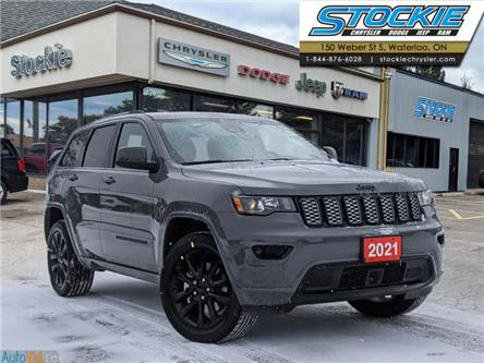 2021 Jeep Grand Cherokee Laredo (Stk: 35811) in Waterloo - Image 1 of 16