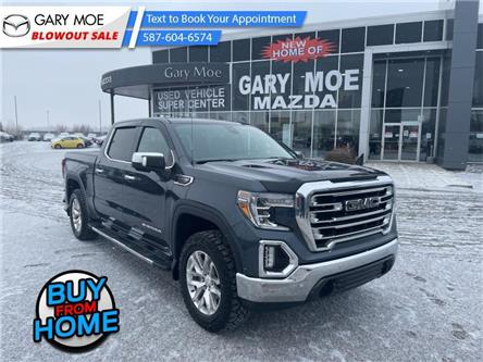 2019 GMC Sierra 1500 SLT (Stk: 21-14326A) in Lethbridge - Image 1 of 30