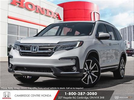 2021 Honda Pilot Touring 7P (Stk: 21577) in Cambridge - Image 1 of 24