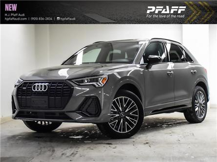 2021 Audi Q3 45 Technik (Stk: A13565) in Newmarket - Image 1 of 23