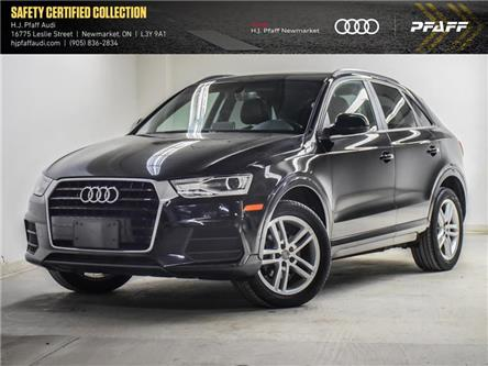 2016 Audi Q3 2.0T Komfort (Stk: 53744A) in Newmarket - Image 1 of 23