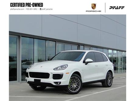 2017 Porsche Cayenne S e-Hybrid Platinum Edition (Stk: P15953AA) in Vaughan - Image 1 of 22