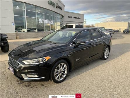 2017 Ford Fusion Energi SE Luxury (Stk: U04666) in Chatham - Image 1 of 29
