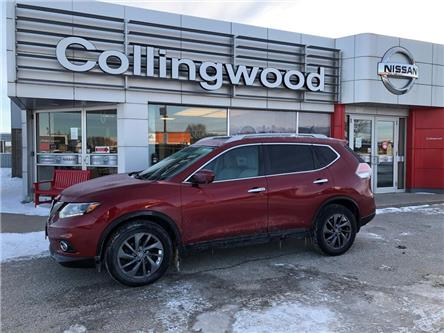 2016 Nissan Rogue  (Stk: P4782A) in Collingwood - Image 1 of 21