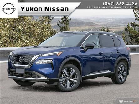 2021 Nissan Rogue Platinum (Stk: 21R5746) in Whitehorse - Image 1 of 22