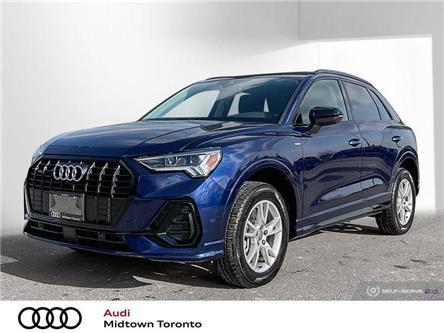 2021 Audi Q3 45 Technik (Stk: AU9885) in Toronto - Image 1 of 22