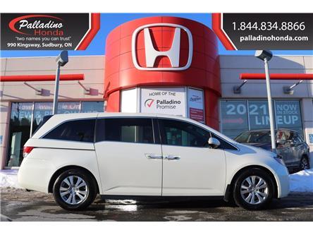 2016 Honda Odyssey EX-L (Stk: 22762A) in Sudbury - Image 1 of 38