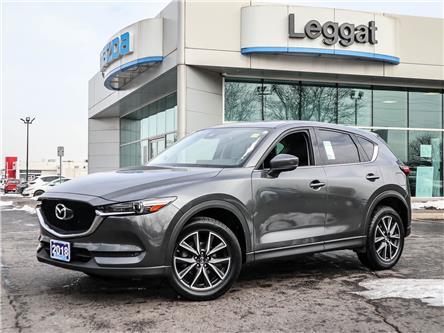 2018 Mazda CX-5 GT (Stk: 219356A) in Burlington - Image 1 of 26