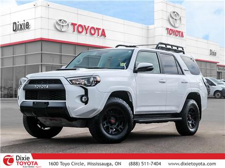 2020 Toyota 4Runner Base (Stk: D210409A) in Mississauga - Image 1 of 30