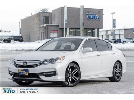 2016 Honda Accord Sport (Stk: 807206) in Milton - Image 1 of 22