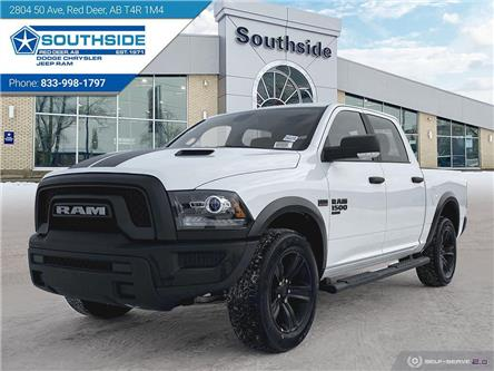 2021 RAM 1500 Classic SLT (Stk: W2139) in Red Deer - Image 1 of 25