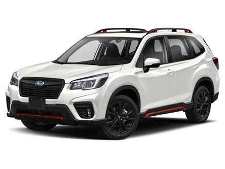 2021 Subaru Forester Sport (Stk: S01040) in Guelph - Image 1 of 9