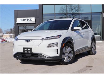 2021 Hyundai Kona EV Preferred (Stk: P2047A) in Ottawa - Image 1 of 25