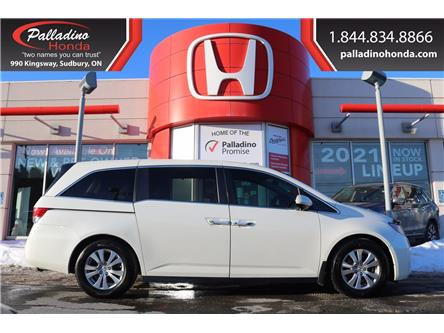 2016 Honda Odyssey EX-L (Stk: 22762A) in Greater Sudbury - Image 1 of 38