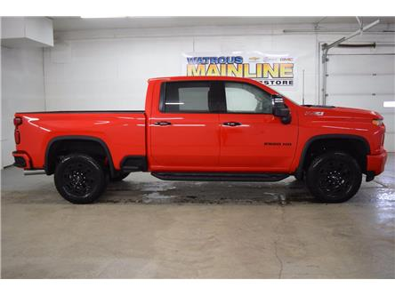 2021 Chevrolet Silverado 2500HD LTZ (Stk: M01158) in Watrous - Image 1 of 50