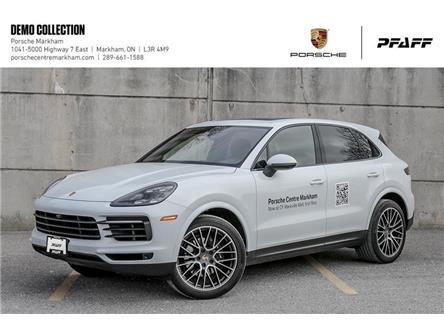 2020 Porsche Cayenne Base (Stk: PN0027) in Markham - Image 1 of 19