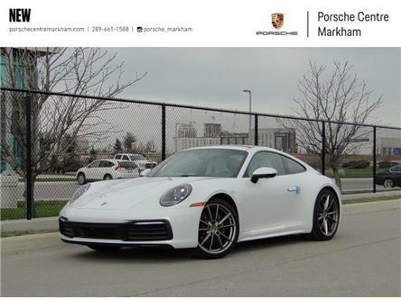 2021 Porsche 911 Carrera 4 (Stk: PN0056) in Markham - Image 1 of 17