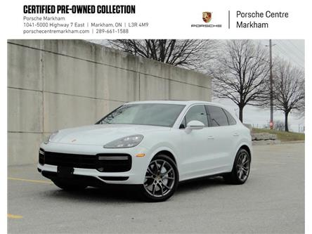 2019 Porsche Cayenne Turbo (Stk: PU0007) in Markham - Image 1 of 22